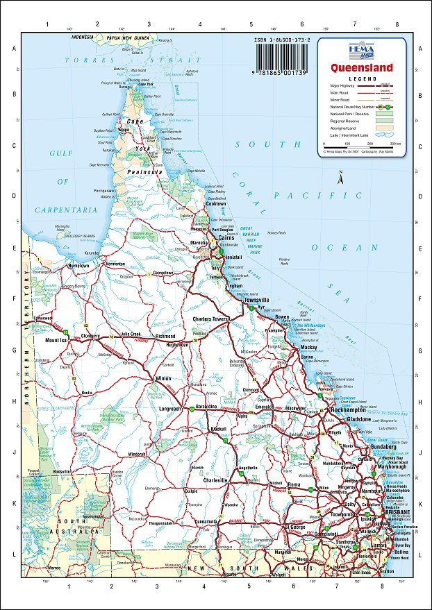 Qld Index of /maps/r...